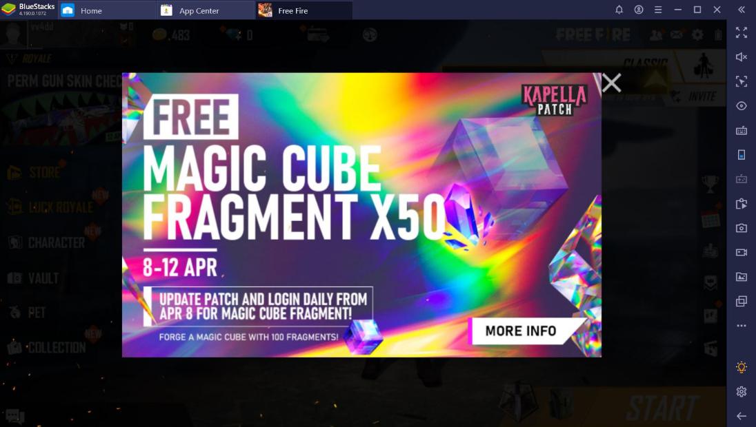 Free Fire on PC: Semua yang Perlu Anda Ketahui Tentang Patch Kapella 2020