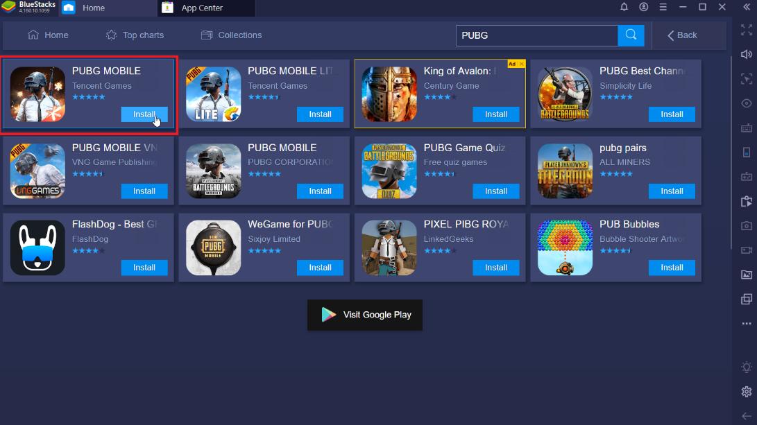 PUBG Mobile pada PC: Panduan Duos dan Regu